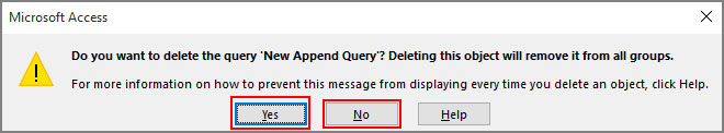 Delete-Append-Query