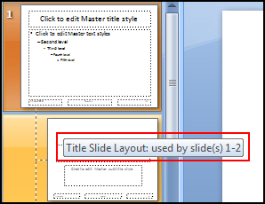 Show screen tips in PowerPoint 2007