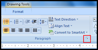 More Indentation in PowerPoint 2007
