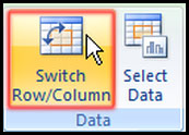 Switch Row or Column a chart in Excel 2007