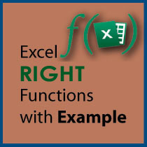 Excel Right Function Featured Image
