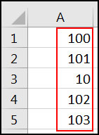 Find Invalid Data in a Validation Area in Excel