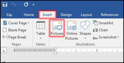 ছবি যুক্ত ও ফরমেট করা [How to Insert Picture in MS Word 2016 Bangla Tutorial]