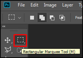 Add Selection in Adobe Photoshop CC