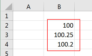 Excel-Data-Type-and-Default-Forma