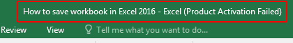 How-to-save-workbook-in-Excel-2016-image-5